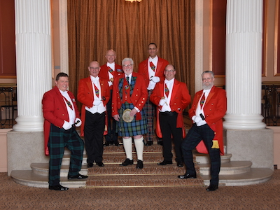 The Association of Scottish Toastmasters